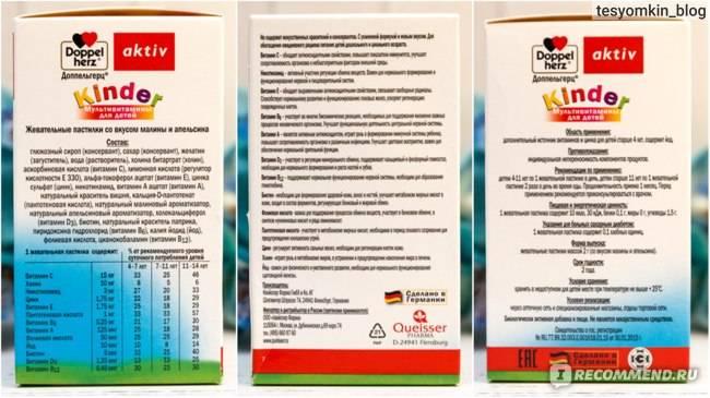 Топ-9 лучших витаминов для детей 2021 года по мнению редакции biokot