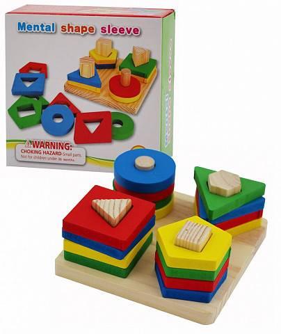 Детские геометрические сортеры