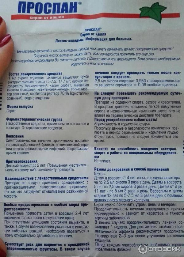 Мед. препараты при ГВ