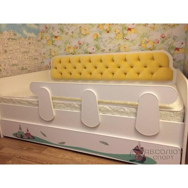 Детские кровати: безопасные и милые модели для детей всех возрастов (115 фото)