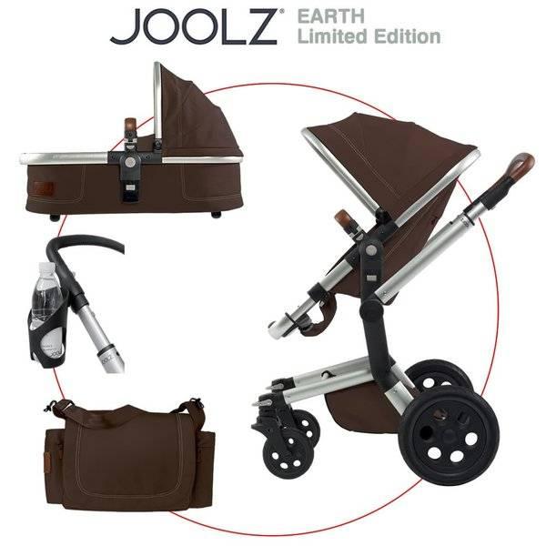 Компактная коляска joolz aer: подробный обзор
