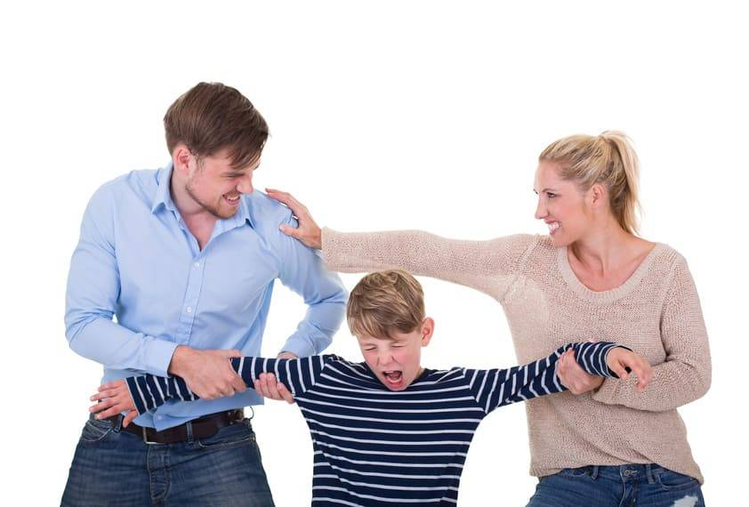Дружная семья гору свернет, или как преодолеть разногласия в воспитании ребенка - психология на деле - медиаплатформа миртесен
