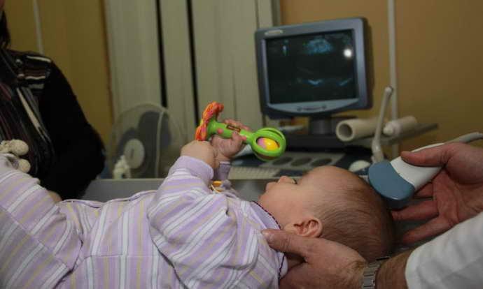 Узи головного мозга у новорожденных и грудничков