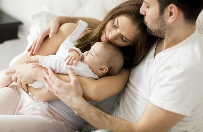 Что вы должны знать о новорожденном: памятка для отцов