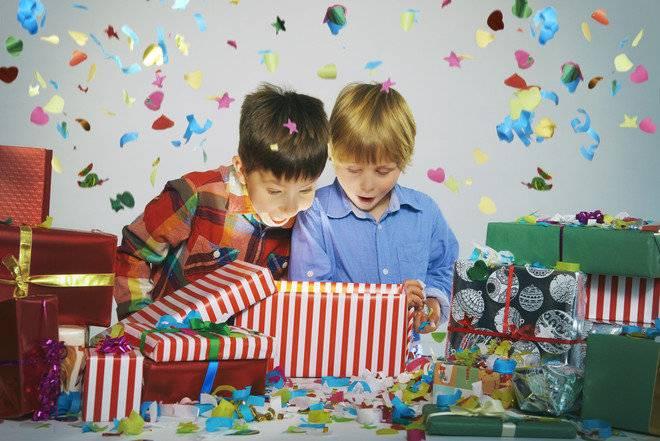 Варианты подарков для 4-летнего мальчика