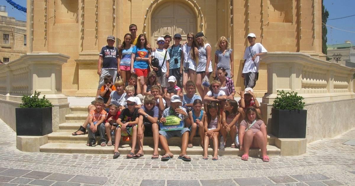 Языковые лагеря для детей на мальте   2021 - купить путевку, бронирование бесплатно