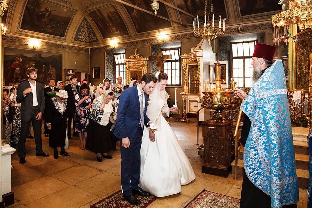 Можно ли венчаться беременной в православной церкви