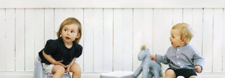 Ребенок боится горшка