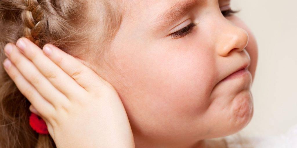 Боль в ухе у ребенка – что делать?