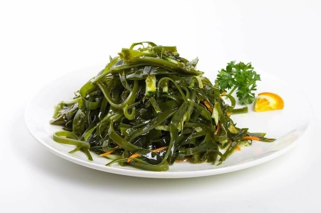 Салат из морской капусты - медицинский портал eurolab