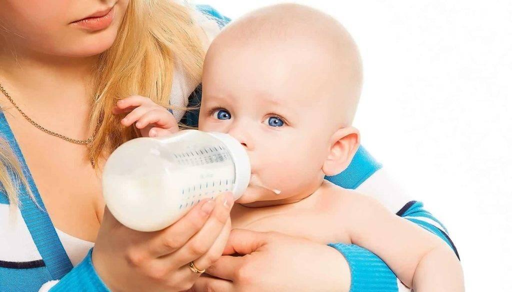 Вскармливание детей раннего возраста — большая медицинская энциклопедия