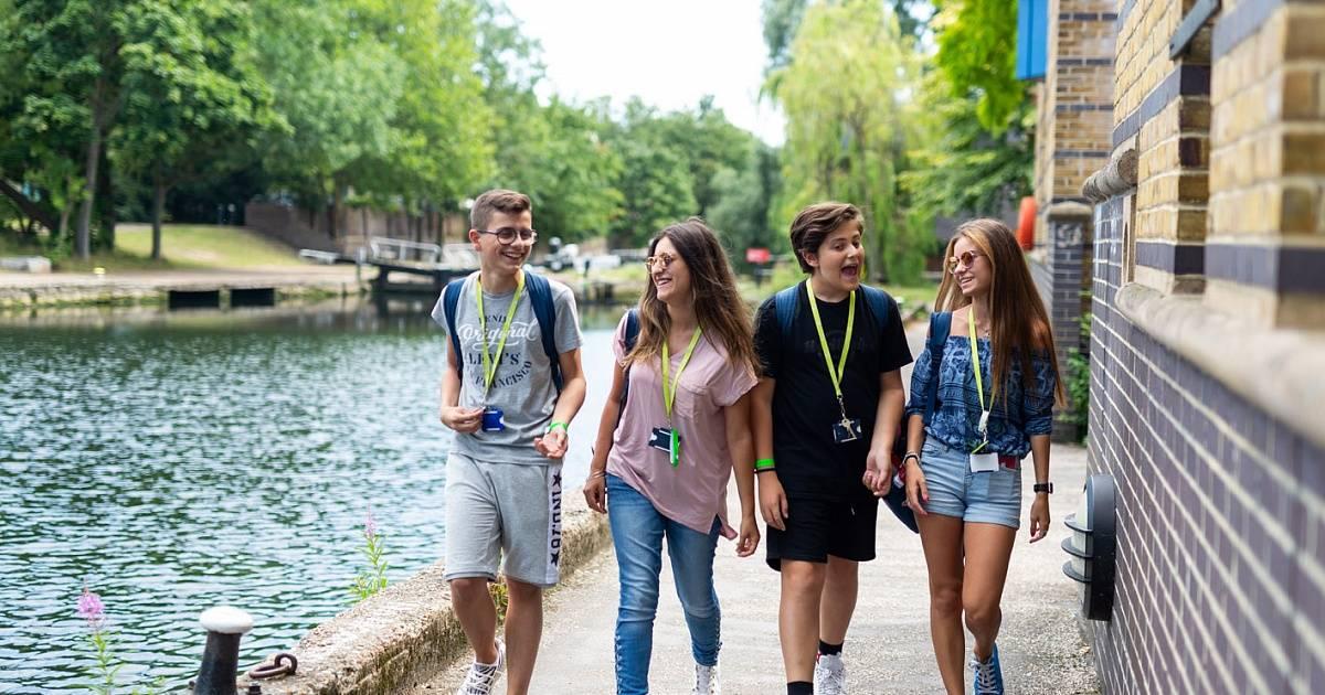 Языковые лагеря для детей зарубежом  2021 - купить путевку, бронирование бесплатно