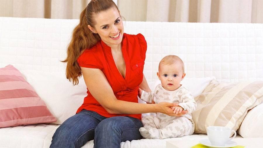 Как и когда нужно присаживать малыша