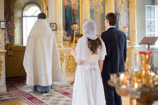 Грех ли венчаться беременной?   ответ священника