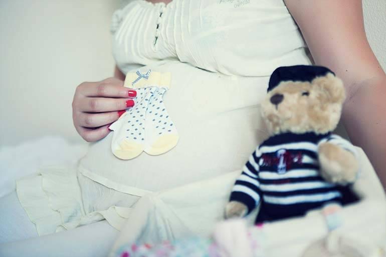10 фактов о ребенке во время беременности