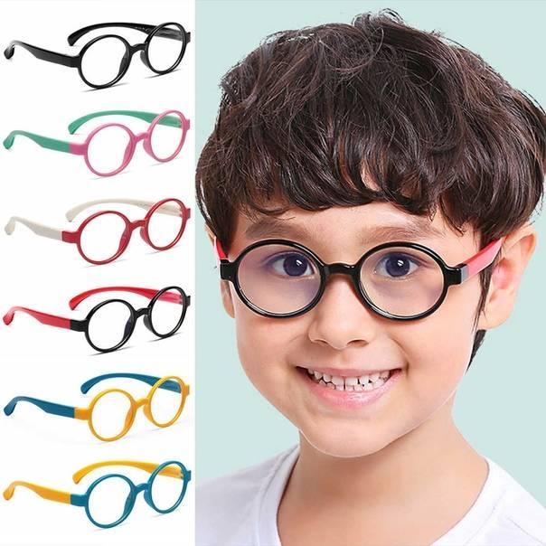 Детские очки для зрения, подробный обзор, узнайте как выбрать.