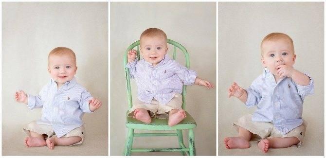 Когда можно ставить ребенка на ножки с поддержкой: комаровский