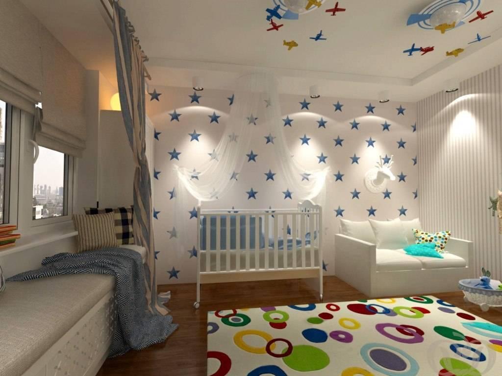 Детские обои 3d (38 фото): на стену в комнату для маленьких мальчиков, девочек и для подростков, «два глобуса» и другие