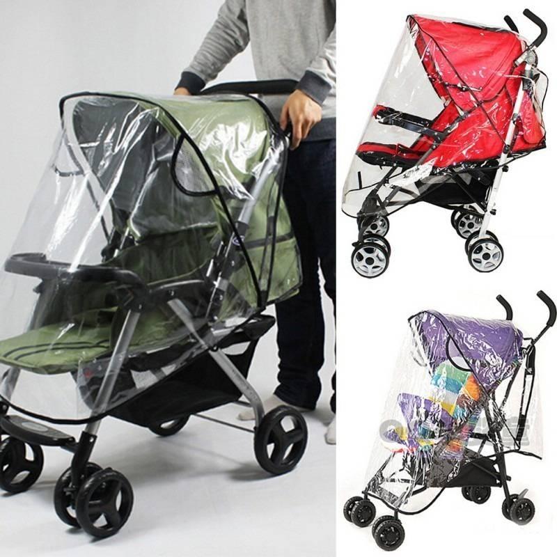 Как выбрать прогулочную коляску для ребенка