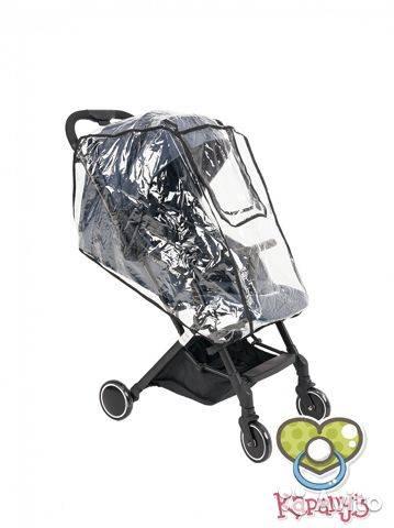 Дождевик на коляску: удобство и практичность