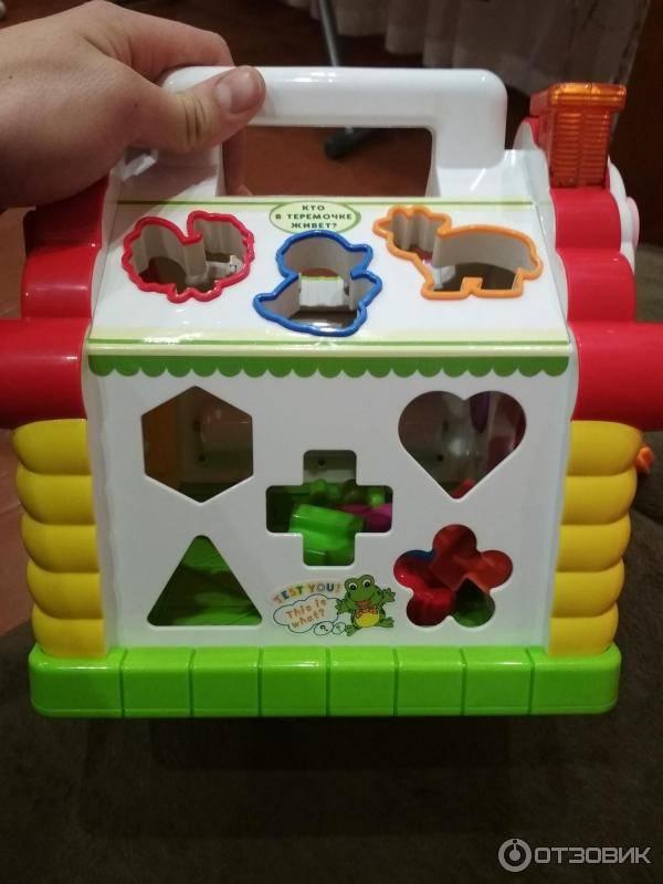 20 лучших развивающих игрушек от 1 до 2 лет