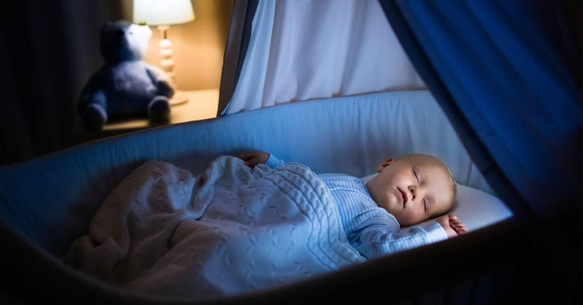 Доктор комаровский о детском сне