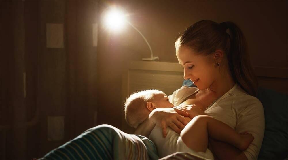 Как отучить ребенка от ночного кормления?   компетентно о здоровье на ilive