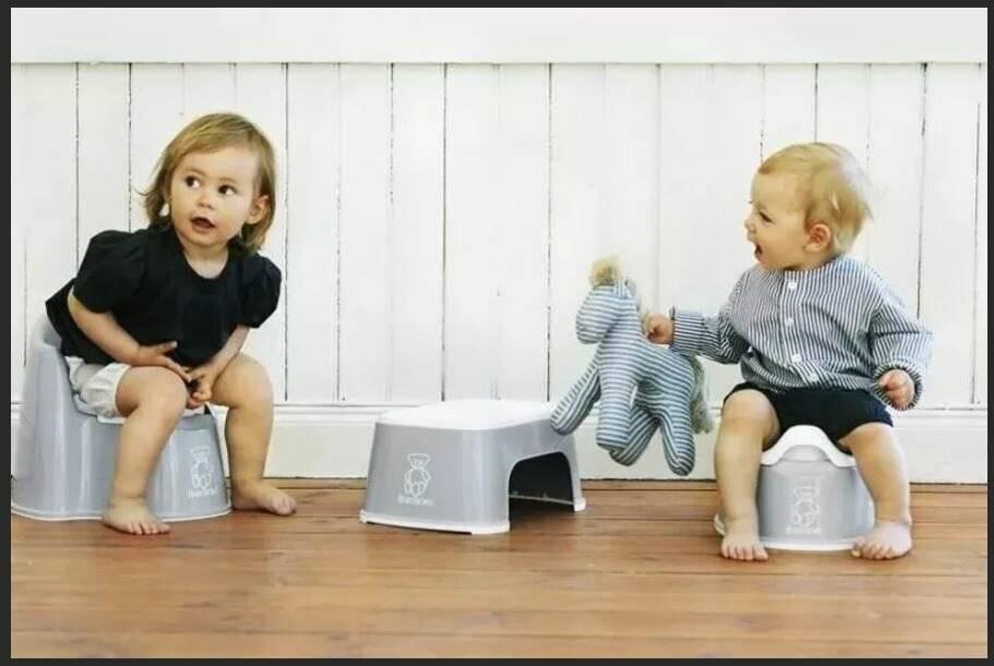 Как приучить ребенка пользоваться горшком. приучаем ребенка к горшку: советы для родителей