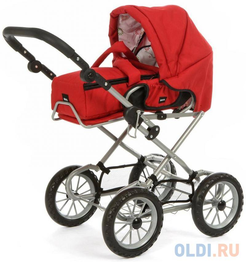 Игрушка для родителей: самые дорогие детские коляски 2021