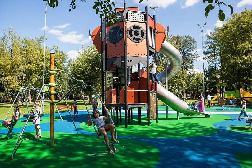 23 парка москвы для прогулок с детьми | parent-portal.ru
