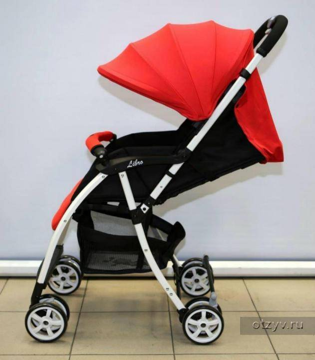 Прогулочная коляска pituso libro plus (красный) (bt-501b) купить за 7800 руб в самаре, отзывы, видео обзоры и характеристики - sku636417