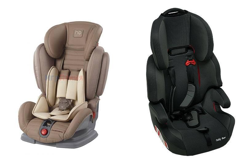 Лучшие автокресла по безопасности для детей разных возрастов