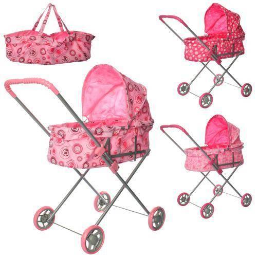 Кукольные коляски — demi star, melobo, wakart, deсuevas или полесье?