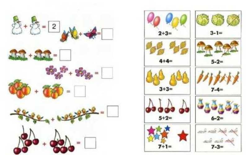 Как научить ребенка считать примеры в пределах 20? учимся быстро складывать и вычитать, простая методика обучения счету