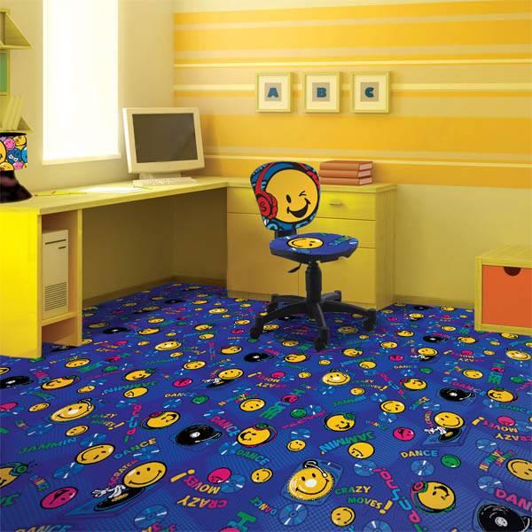 Ковер в детскую комнату, выбор - фото примеров