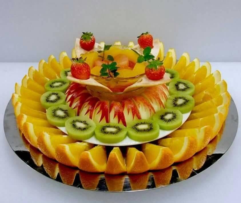 Как резать фрукты? – как красиво и правильно оформить на праздничный стол на ydoo.info
