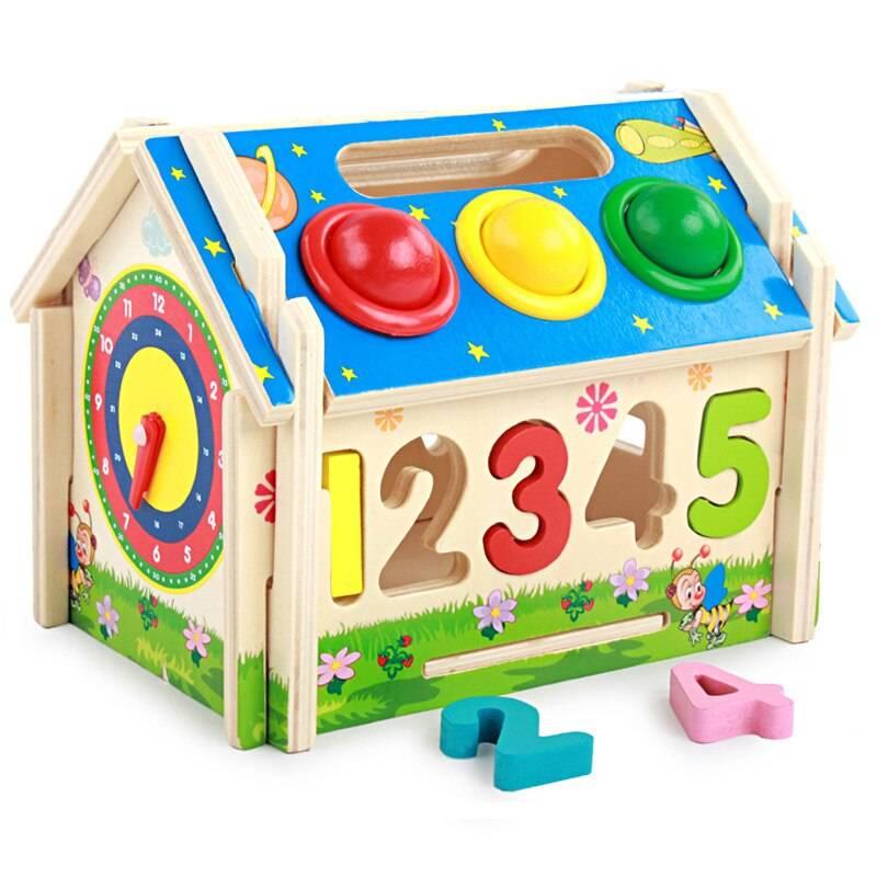 20 лучших развивающих игрушек от 1 до 2 лет - рейтинговое агенство simplerule
