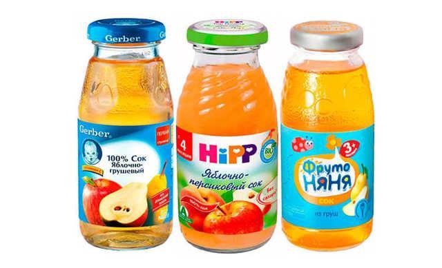 Морковный сок для грудничка, с какого возраста можно ребенку