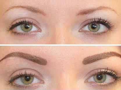 Побочные эффекты перманентного макияжа
