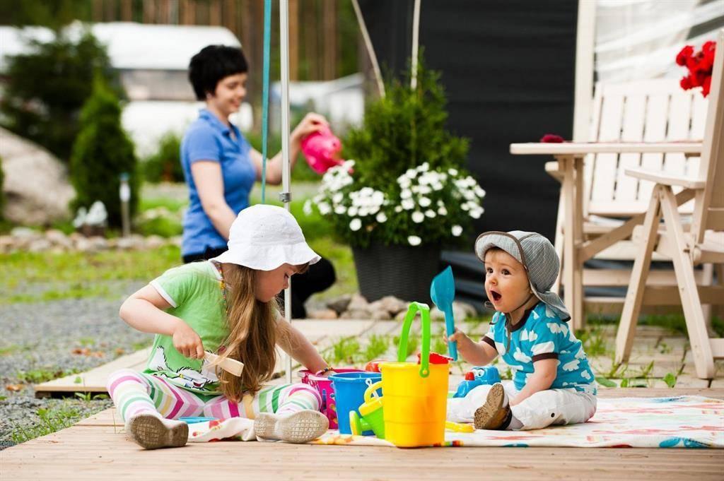 Детям про лето | цветы жизни