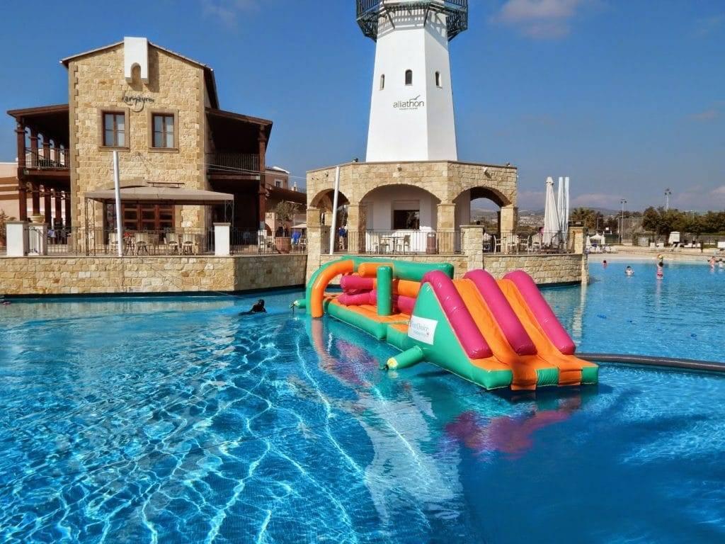 Лучшие отели кипра для отдыха с детьми, варианты 3,4,5 звезд