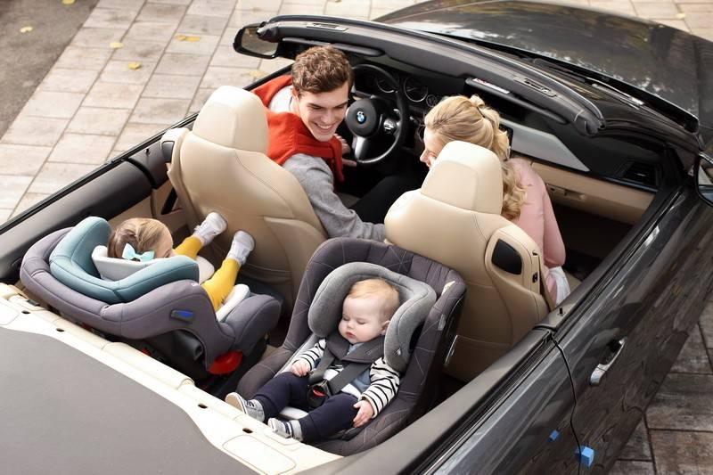 Детские автокресла от 0 до 18 кг (группа 0/1): рейтинг лучших по отзывам владельцев