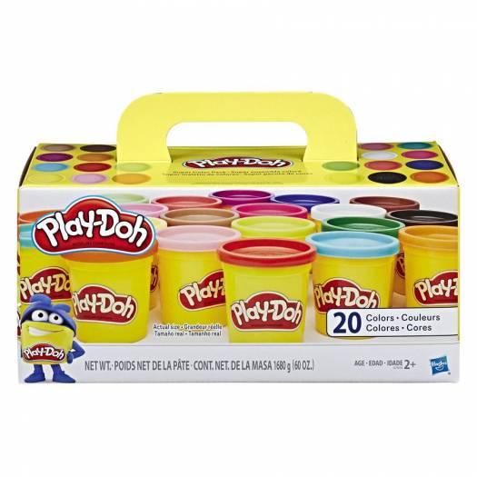 Топ 5 лучших наборов play-doh для девочек