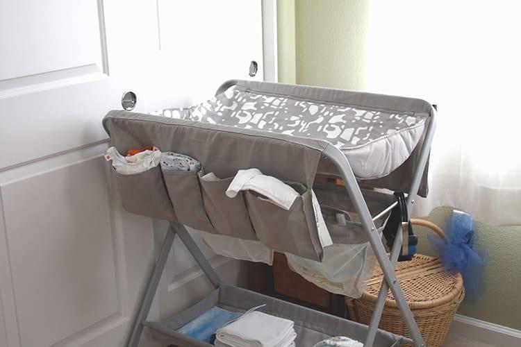 Как сделать пеленальный столик своими руками? 43 фото модели столиков из комода для новорожденных