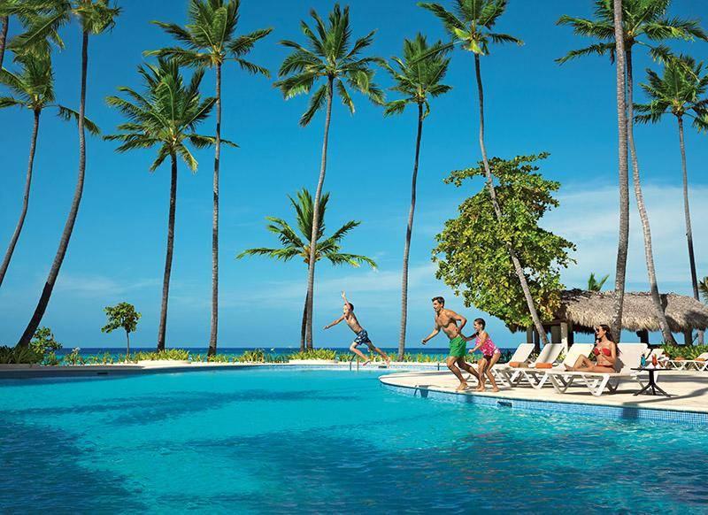 Отдых с детьми в доминикане - какой отель выбрать? экзотик