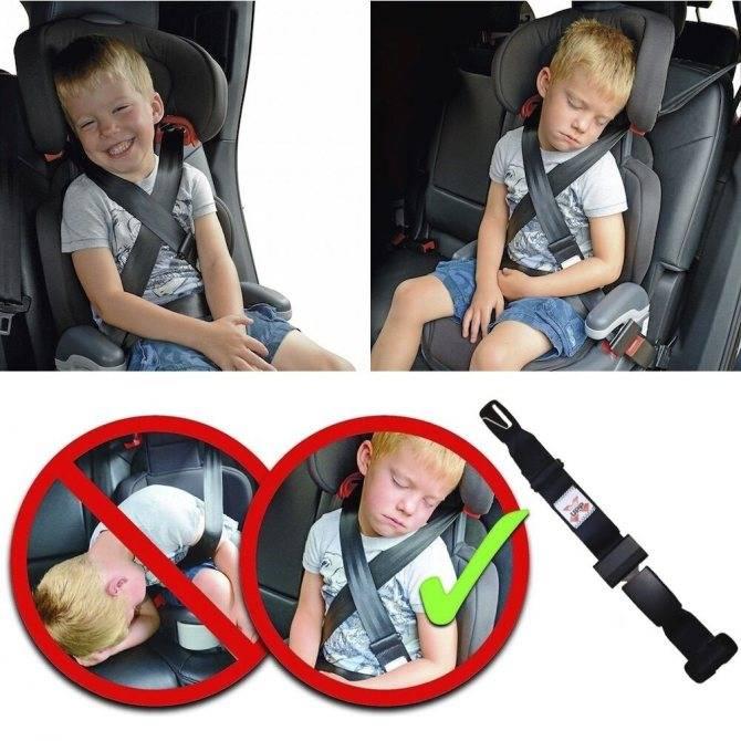 Можно ли перевозить детей в бескаркасном кресле по пдд?