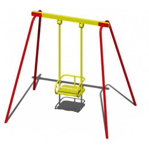Качели (119 фото): из чего сделать сиденье и какие нужны крепления для домашних моделей? детские напольные изделия со спинкой
