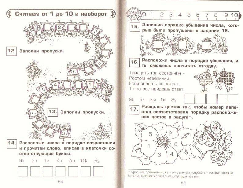 Как научить ребенка считать? примеры дошкольникам как быстро складывать и вычитать, обучение математике