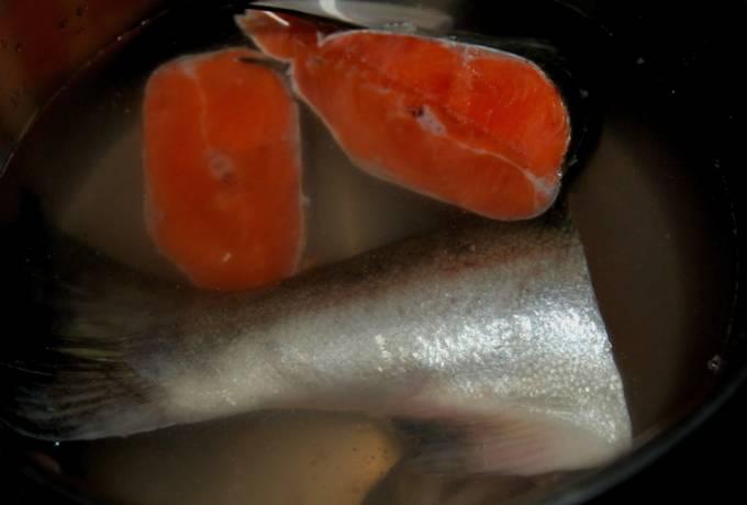 Рыба в детском рационе.