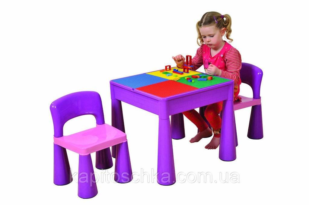 Детские столики со стульчиком